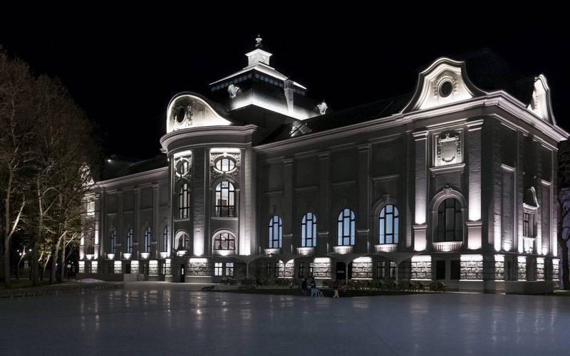 Iluminacion Arquitectural